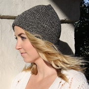 Classic Knit Fishermans Alpaca Hat for sale by Purely Alpaca