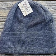 Iditarod Alpaca Beanie Hat for sale by Purely Alpaca