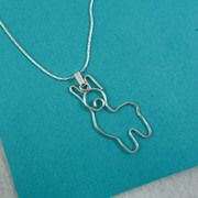 Adorable Alpaca Pendant Purely Alpaca